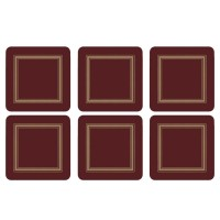 Podkładki Burgundy Classic 30.5 x 23 cm Pimpernel