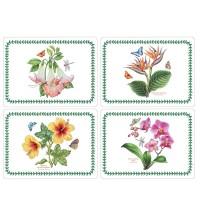 Podkładki Exotic Botanic Garden 30.5 x 23 cm Pimpernel