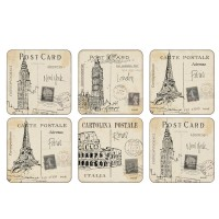 Podkładki Postcard Sketches 30.5 x 23 cm Pimpernel