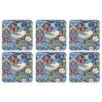Podkładki Strawberry Thief Blue 30.5 x 23 cm Pimpernel