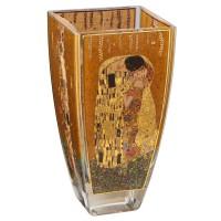 Wazon Pocałunek 16 cm Gustav Klimt Goebel
