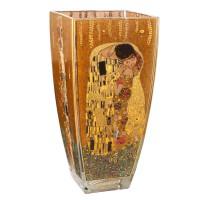 Wazon Pocałunek 30 cm Gustav Klimt Goebel