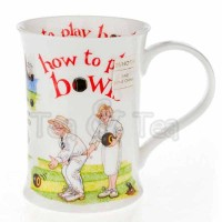 Kubek Cotswold How to Play Bowls 330ml Dunoon