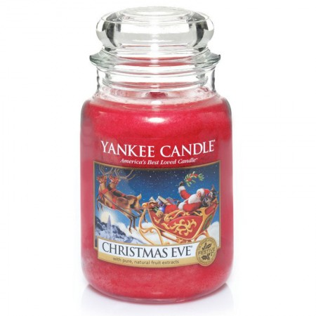 Świeca duża Christmas Eve Yankee Candle