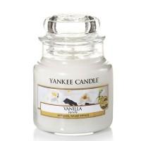 Świeca mała Yankee Candle Vanilla