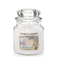 Świeca mała Yankee Candle Winter Glow