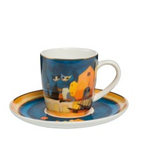 Filiżanka espresso I colori del tramonto 100ml Rosina Wachtmeister Goebel