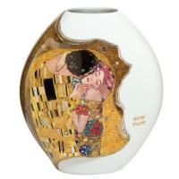 Wazon Pocałunek 13.5cm Gustaw Klimt Goebel