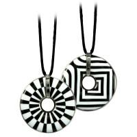 Naszyjnik Wheel / Stripes Goebel