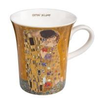 Kubek Pocałunek 350ml Gustaw Klimt Goebel