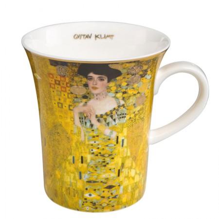 Kubek Adele 350ml Gustaw Klimt Goebel