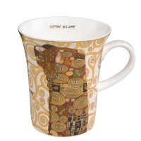 Kubek Spełnienie 350ml Gustaw Klimt Goebel