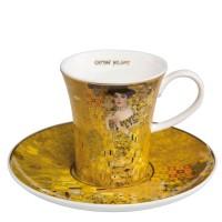 Filiżanka espresso Adele 100ml Gustaw Klimt Goebel