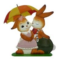 Figurka Wiosenny Deszcz 35 cm Goebel