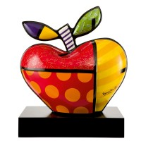 Figurka Big Apple 58cm Romero Britto Goebel