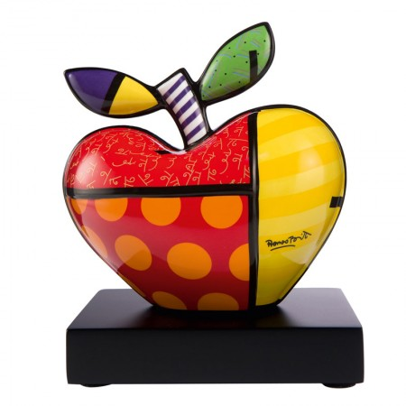 Figurka Big Apple 17 cm Romero Britto Goebel