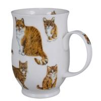 Kubek Suffolk Cats Ginger 300ml Dunoon