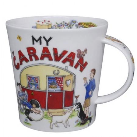 Kubek Cairngorm My Caravan 480ml Dunoon