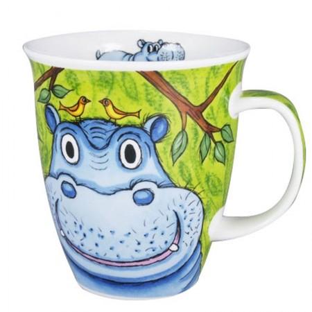 Kubek Nevis Go Wild Hippo 480ml Dunoon