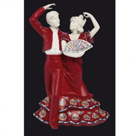 Figurka Flamenco 20cm Nadal Goebel