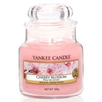 Świeca mała Yankee Candle Cherry Blossom