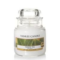 Świeca mała White Tea Yankee Candle