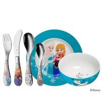 Zestaw obiadowy dla dzieci Frozen 6 części WMF