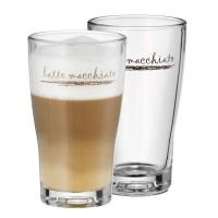 Zestaw szklanek izolowanych do latte Barista 265ml WMF