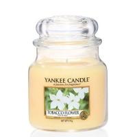 Świeca mała Yankee Candle Tobacco Flower