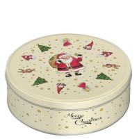 Pudełko na ciastka Clausi 4 szt. śr. 22 cm Goebel