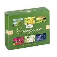 Zestaw herbat zielonych Evergreen 60 torebek AhmadTea
