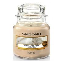 Świeca mała Yankee Candle Warm Cashmere