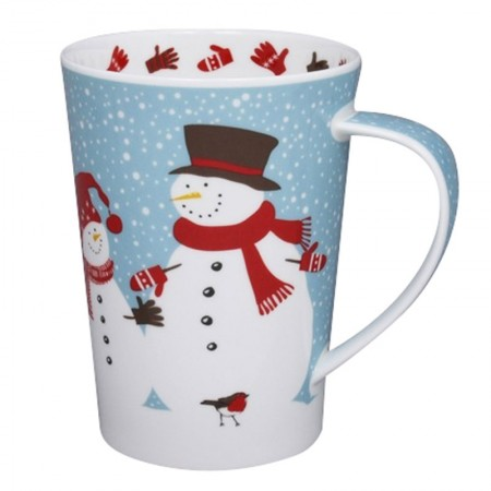 Kubek Argyll Snow Flurry Snowman 500ml Dunoon