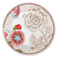Talerz Spring to life Off White 17 cm Pip Studio