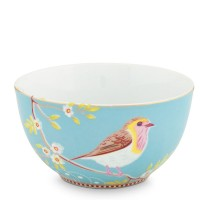 Miska Early Bird Blue Floral 15cm Pip Studio
