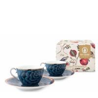 Filiżanka espresso Spring to life blue 80ml Pip studio