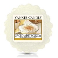 Wosk Spiced White Cocoa Yankee Candle