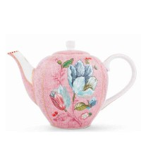 Dzbanek Spring to Life Pink 1.6l Pip Studio