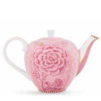 Dzbanek Spring to Life Pink S 800ml Pip Studio