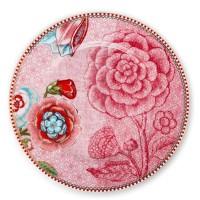 Talerz Spring to life Pink 17 Pip Studio