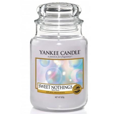 Świeca duża Sweet Nothing Yankee Candle
