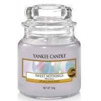 Świeca mała Sweet Nothing Yankee Candle
