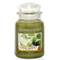 Świeca duża Cuban Mojito Yankee Candle