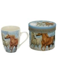 Kubek Horses 300 ml