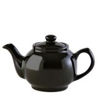 Imbryk do herbaty 1.1l czarny P&K
