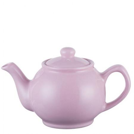 Imbryk do herbaty 450ml różowy P&K