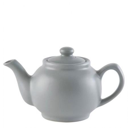 Imbryk do herbaty 450ml szary P&K