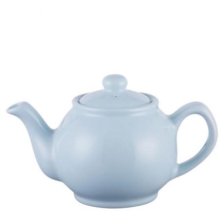 Imbryk do herbaty 1.1l błękitny P&K