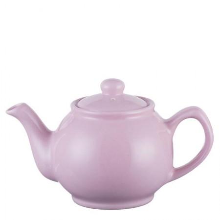 Imbryk do herbaty 1.1l różowy P&K