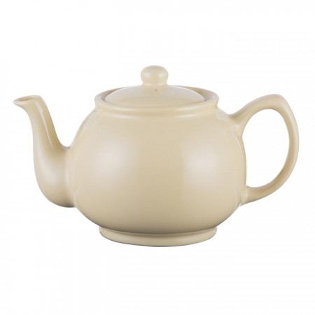Imbryk do herbaty 1.1l jasnożółty P&K